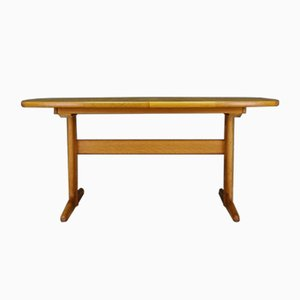 Mid-Century Ash Dining Table from Skovby, 1960s