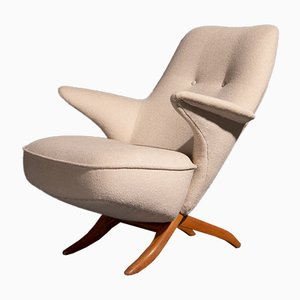 Pinguin Lounge Chair by Theo Ruth for Artifort, 1960s