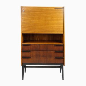 Mid-Century Secretaire by Frantisek Mezulanik for UP Bucovice, 1960s