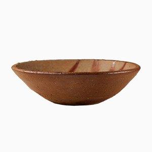 Vintage Japanese Bowl by Kei Fujiwara, 1960s