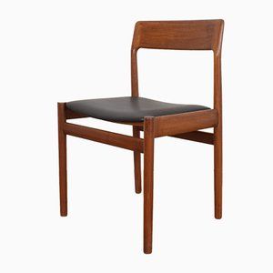 Mid-Century Danish Teak Chair from Nørgaards Møbelfarik, 1960s