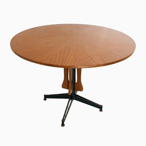 Vintage Dining Table by Carlo Ratti, 1950s