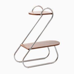 Portapiante vintage Bauhaus di A. Beck per Mücke Melder