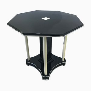 Vintage Art Deco French Side Table, 1920s