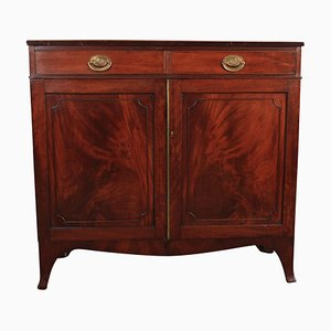 Antique Regency Mahogany Cabinet