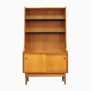 Ash Bookcase by Johannes Sorth, 1970s