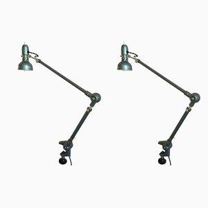 Lámparas de mesa de Lumina, años 50. Juego de 2
