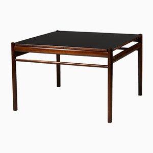 Table d'Appoint Colonial Vintage en Palissandre par Ole Wanscher pour P. Jeppesen, Danemark, 1950s
