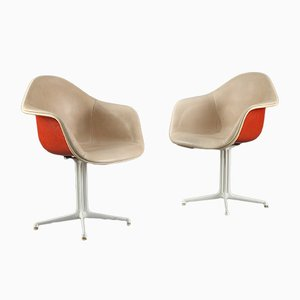La Fonda Armchairs by Charles & Ray Eames for Herman Miller, 1960s, Set of 2
