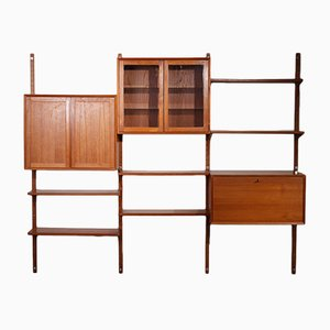 Royal Wall Unit by Poul Cadovius, 1950s