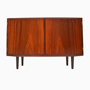 Danish Rosewood Cabinet by Poul Hundevad, 1960s