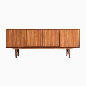 Mid-Century Danish Teak Sideboard by E. W. Bach for Sejling Skabe, 1960s