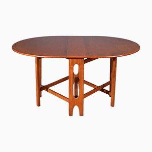 Tavolo da pranzo allungabile in teak di McIntosh, anni '60