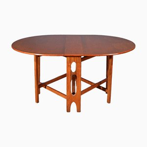 Teak Drop Leaf Dining Table from McIntosh, 1960s
