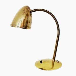 Lampe de Bureau Modèle 6754 Mid-Century en Laiton de Kaiser Idell, 1950s
