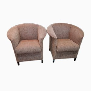 Lounge Chairs by Paolo Piva for Wittmann, 1992, Set of 2