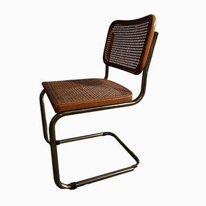 Italian Modern Dining Chairs, 1970s, Set of 4