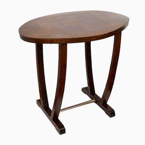 Table Console Style Art Déco Vintage