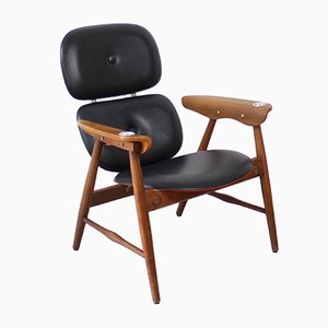 Vintage Sessel von Marco Zanuso für Poltronova, 1970er