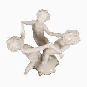 Figurine The Dance par Karl Tutter pour Hutschenreuther Kunstabteilung, 1930s