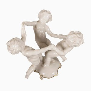 The Dance Figurine by Karl Tutter for Hutschenreuther Kunstabteilung, 1930s