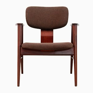 Teak FT14 Armchair by Cees Braakman for Pastoe, 1950s