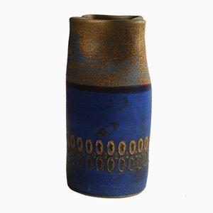 Schwedische Mid-Century Vase von Heinz Preissler für Alingsas, 1960er