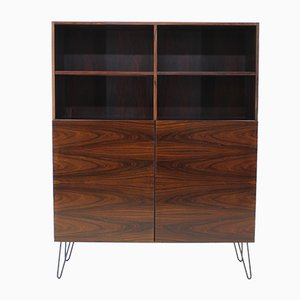 Rosewood Bookcase Cabinet by Ib Kofod Larsen, 1960s