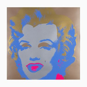 This Is Not by Me Serigraph Print by Andy Warhol, 1970s