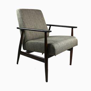Struktureller Vintage Sessel, 1970er
