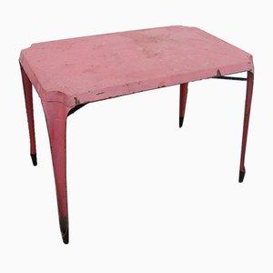 Vintage Esstisch von Joseph Mathieu für La Société Industrielle des meubles Multipl's