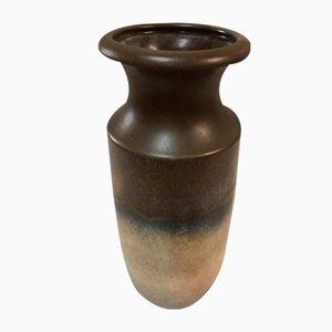 Vintage Fat Lava Keramikvase, 1960er