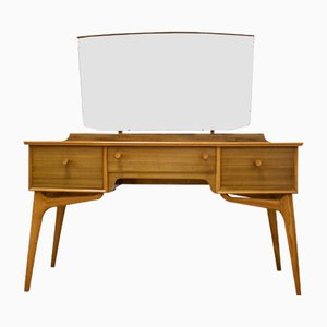 Walnut Dressing Table by Alfred Cox for Heal's, 1950s