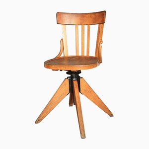 Swivel Chair from Baumann, 1950s