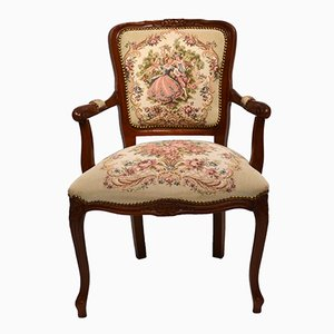 Louis XV Style Armchair, 1960s