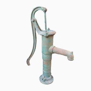 Industrielle Wasserpumpe aus Gusseisen, 1940er