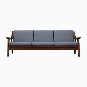 Dänisches Vintage Sofa von Hans J. Wegner für Getama, 1960er
