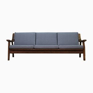 Vintage Danish Sofa by Hans J. Wegner for Getama, 1960s