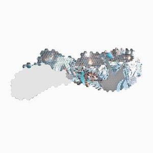 Espejo Chromescape de Paul Coudamy