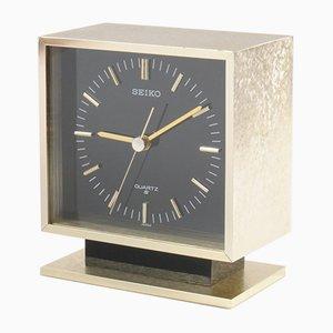 Desk Clock from Seiko, 1970s