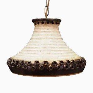 Vintage Danish Ceiling Lamp, 1970s