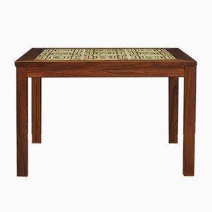 Vintage Danish Rosewood Coffee Table, 1960s