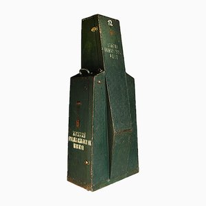 Custodia per violoncello vintage, anni '50