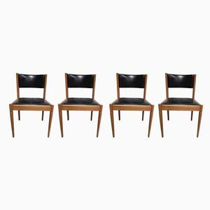 Skai Dining Chairs, 1960s, Set of 4