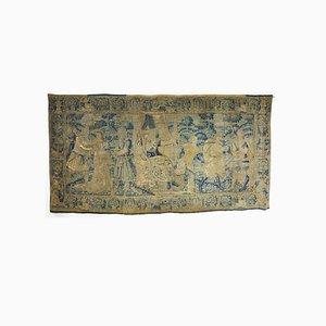 Antiker flämischer Wandteppich