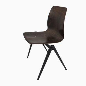 S22 Esszimmerstühle aus Schichtholz von Galvanitas, 1960er, 20er Set