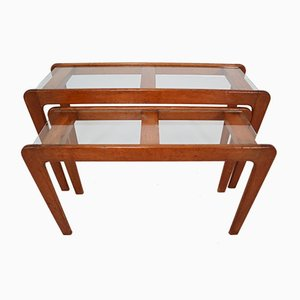 Nesting Table Set, 1950s