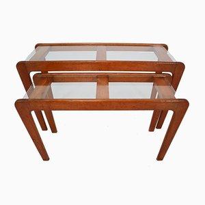 Tavolini ad incastro, anni '50