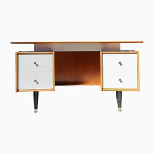 Boomerang Desk by E. Gomme for G-Plan, 1950s