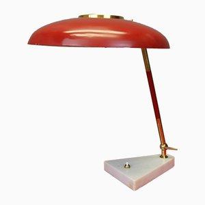 Lampe de Bureau Mid-Century par Oscar Torlasco pour Stilux Milano